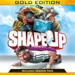 Shape Up Gold Edition Logo