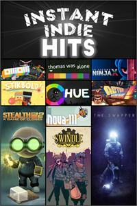 Carátula del juego Instant Indie Hits