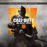 Call of Duty®: Black Ops 4 - Spectre Rising Edition Logo
