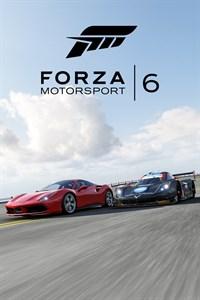 Pacote de Carros Meguiar's do Forza Motorsport 6