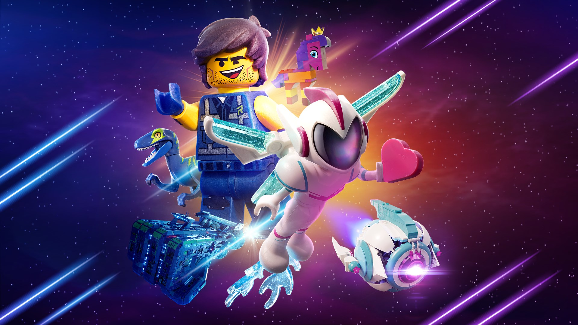 Galactic Adventures Character & Level Pack