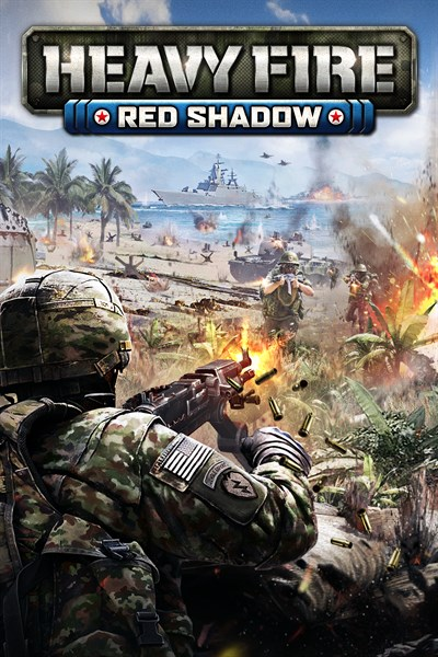 Heavy Fire: Red Shadow - Demo