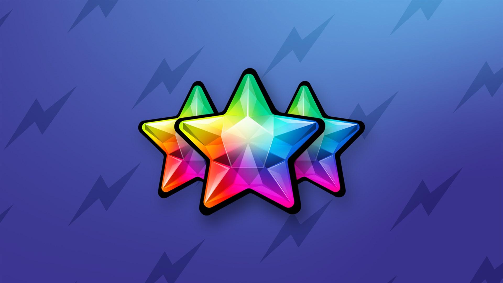 Plants vs. Zombies: Battle for Neighborville™ – 1000 (+200 Bonus) Rainbow Stars
