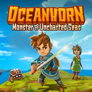Oceanhorn - Monster of Uncharted Seas Xbox One