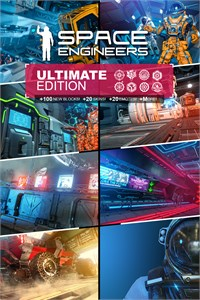 Space Engineers: Ultimate Edition 2020