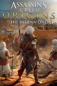 Carátula del juego Assassin's Creed Origins – The Hidden Ones