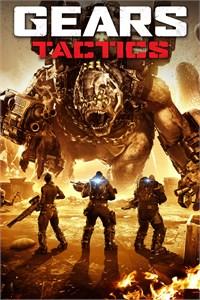 Carátula para el juego Gears Tactics - Xbox de Xbox One