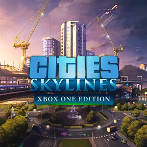Cities: Skylines - Xbox One Edition Xbox One