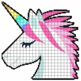 Get Pixel Art - Sandbox Number Coloring Book - Color by Number ...