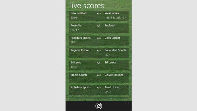 Get Cricket Live - Microsoft Store