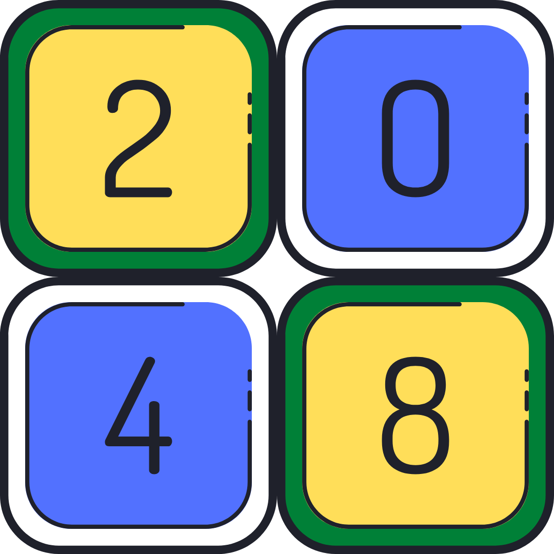 2048 Colorful