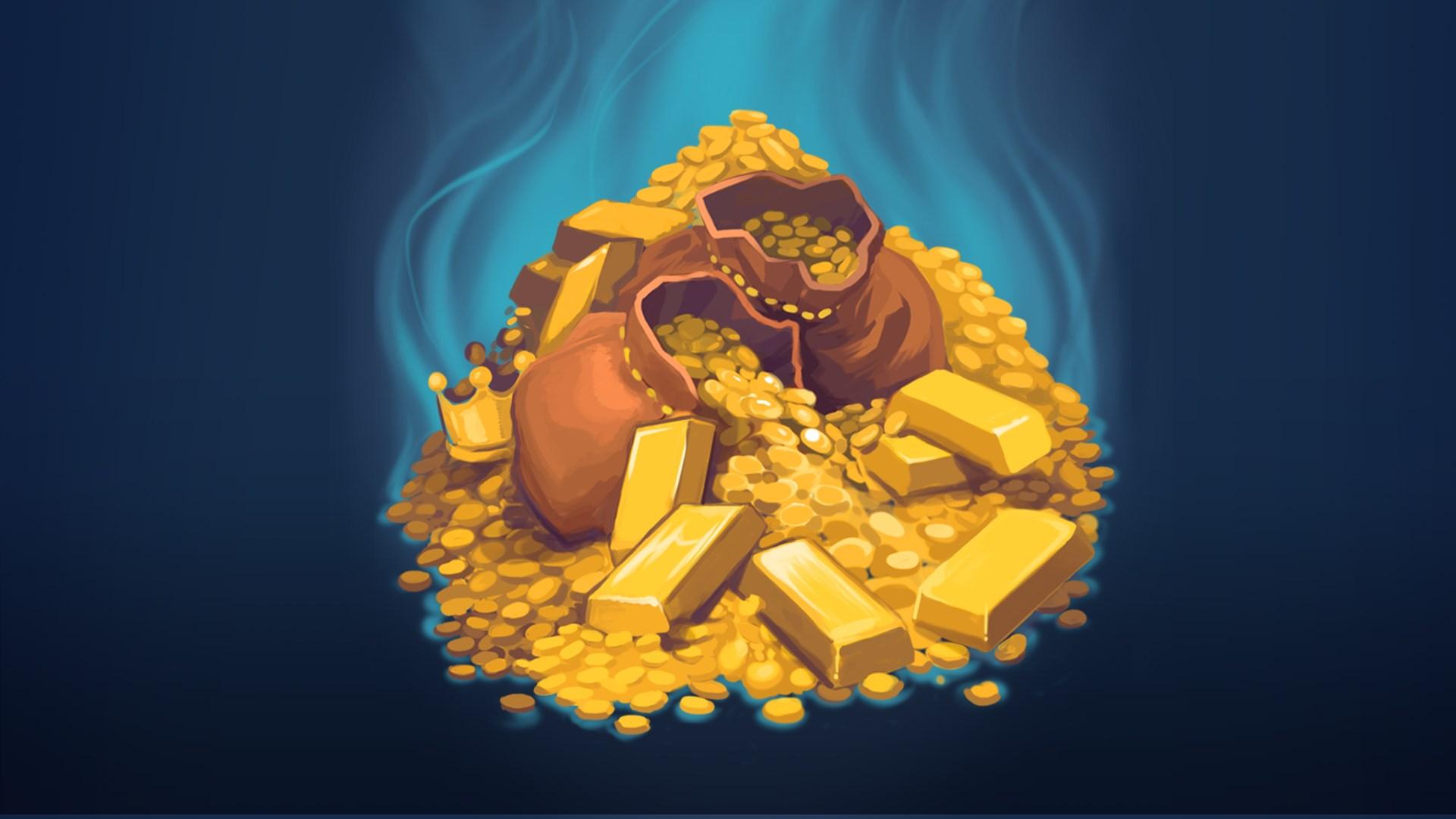Gold Refund - Champion's Pack