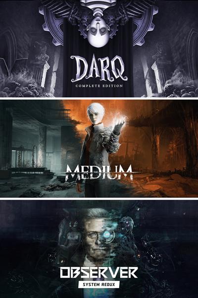 The Medium + Observer: System Redux + DARQ: Complete Edition — Bundle