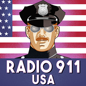 Radio 911 USA Police Scanner Radio