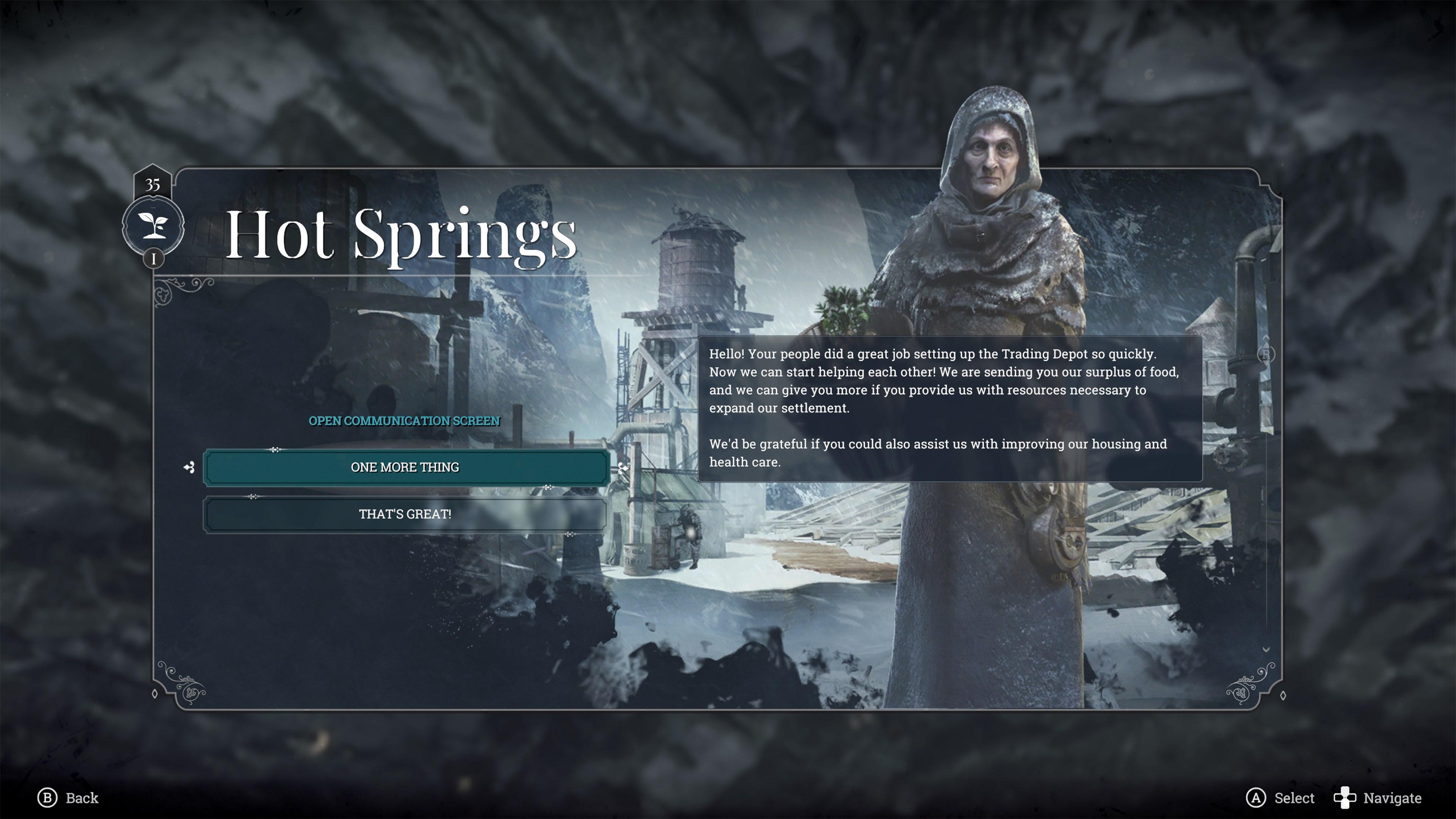 Скриншот №9 к Frostpunk On The Edge