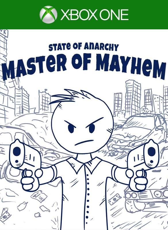 State of Anarchy: Master of Mayhem boxshot