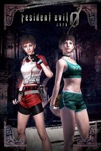 Resident Evil 0 Pacote de Roupas 3