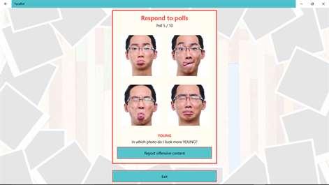 FaceBot Screenshots 2