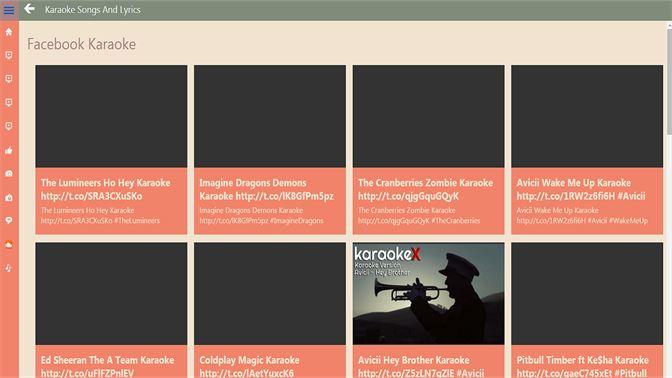 Get Karaoke Songs And Lyrics - Microsoft Store