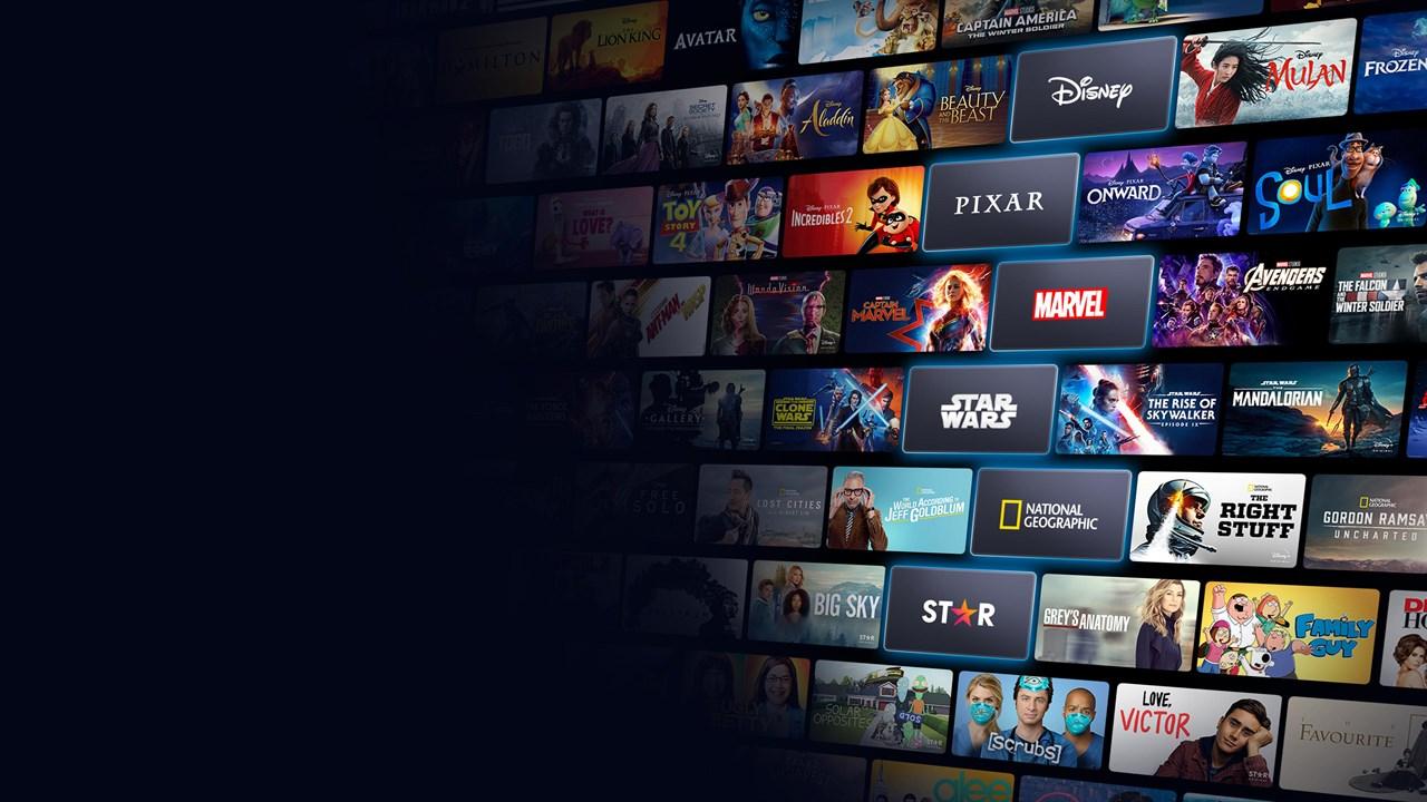 Get Disney+ - Microsoft Store en-IE
