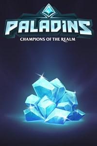 Carátula del juego 400 Paladins Crystals