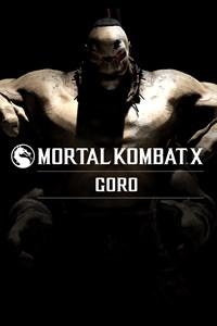 Carátula del juego Goro
