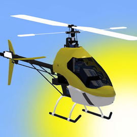 jogo rc helicopter indoor flight simulation