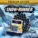 SnowRunner - Premium Edition (Windows 10) Logo