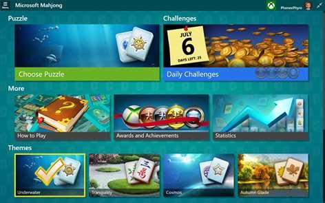 Microsoft Mahjong Screenshots 2