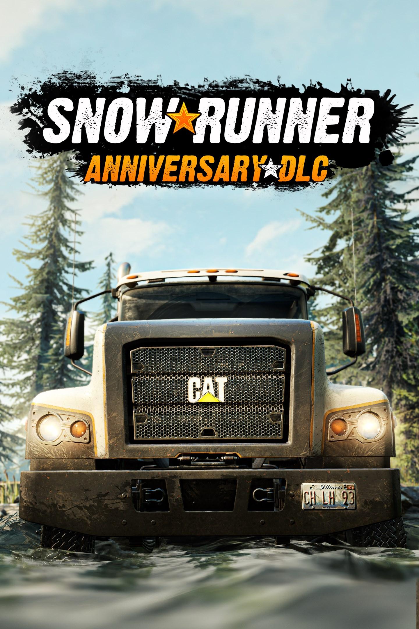 Скриншот №5 к SnowRunner - Anniversary DLC