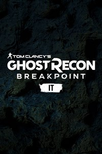 Ghost Recon Breakpoint - Italian Audio Pack