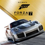 Forza Motorsport 7 Ultimate Edition Logo