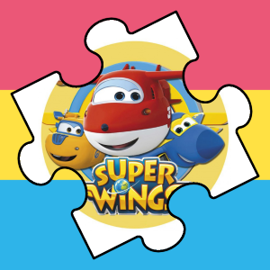 SuperWings Puzzle