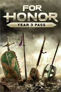 Passe do Ano 3 de For Honor
