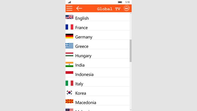 Get Global TV 10 - Microsoft Store