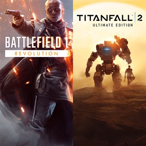 Battlefield™ 1 & Titanfall™ 2 Ultimate Bundle Xbox One