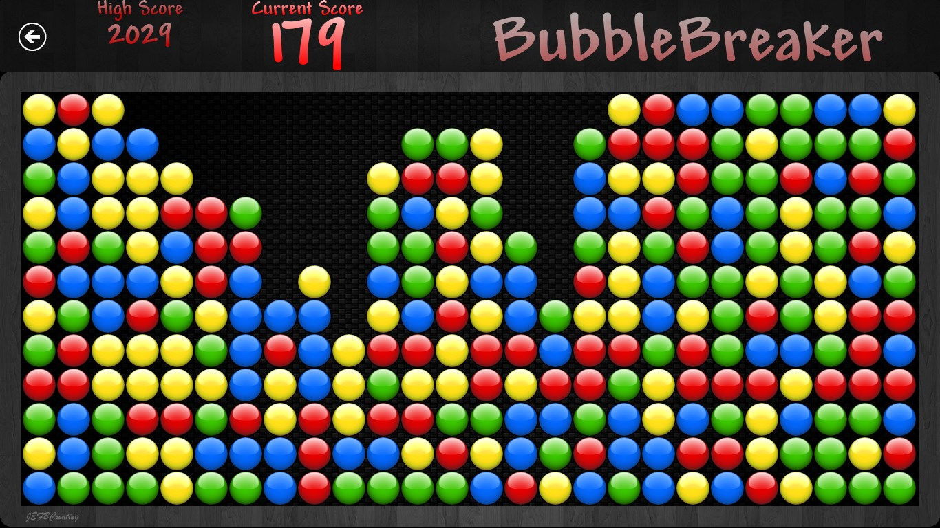 Bubble Breaker 10
