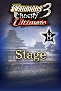Carátula del juego WARRIORS OROCHI 3 Ultimate STAGE PACK 8