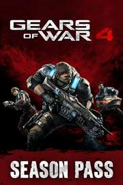 Carátula del juego Gears of War 4 Season Pass