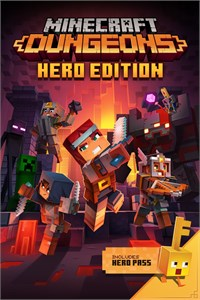 Minecraft Dungeons Hero Edition - Windows 10