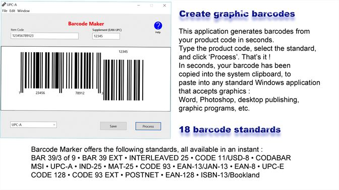 Buy Barcode Marker - Microsoft Store en-PH
