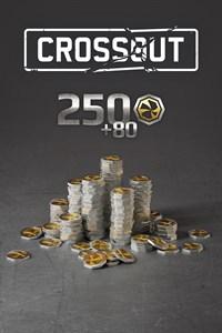 Crossout - 250 (+80 bonus) Crosscrowns