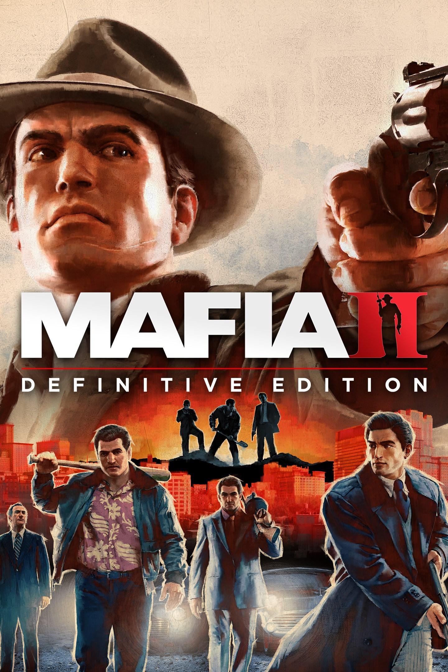 Скриншот №1 к Mafia II Definitive Edition