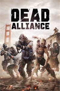 Carátula para el juego Dead Alliance de Xbox 360