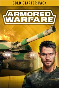 Armored Warfare - Pack de Inicio de oro