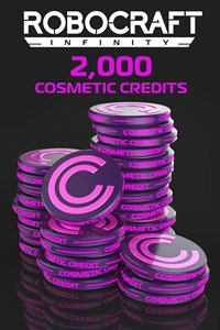 2,000 Cosmetic Credits