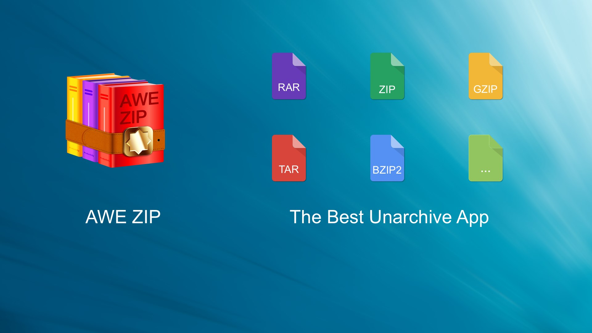 Free zip program for windows 7, 8 or xp (32 and 64 bit).