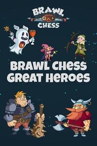 Brawl Chess - Great Heroes