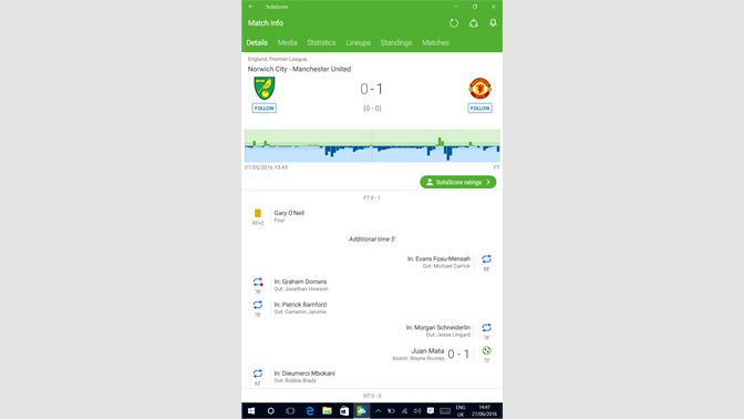 Get SofaScore LiveScore - Live Scores and Results