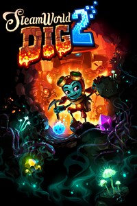 Carátula para el juego SteamWorld Dig 2 de Xbox 360
